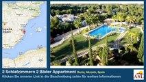 2 Schlafzimmern 2 Bäder Appartment zu verkaufen in Denia, Alicante, Spain