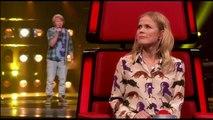 Wiebe - Kop In Het Zand _ The Voice Kids 2016 _ The Blind Auditions | The Voice Kids 2016 | The Voice Kids