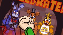 Five Nights At Freddy's Animation  Jacksepticeye Animated  Freddy 18+