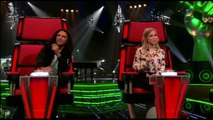 Julie - Papaoutai _ The Voice Kids 2016 _ The Blind Auditions ,  The Voice Kids 2016 ,  The Voice Kids