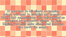 Presenting Your Value-Added