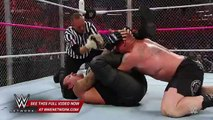 WWE Network The Undertaker vs Brock Lesnar Hell in a Cell Match- WWE Hell in a Cell 2016
