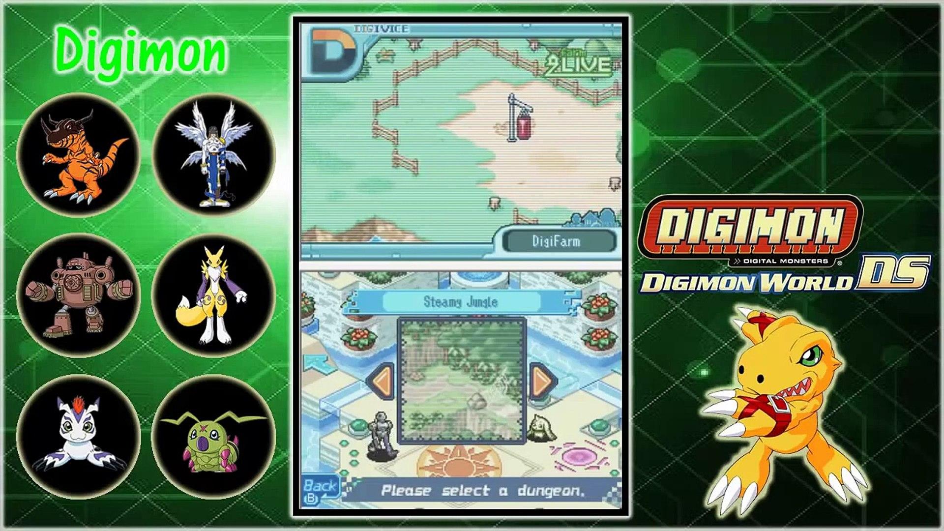 Digimon World Dawn Maps on digimon world dawn action replay codes, digimon world dawn artwork, digimon world dawn review, digimon world dawn sprites, digimon world dawn guide,
