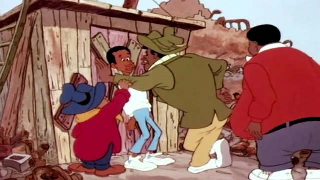 Fat Albert and the Cosby Kids - The Bully