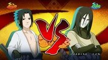 Naruto Shippuden: Ultimate Ninja Storm 2 [HD] - Sasuke Vs Orochimaru