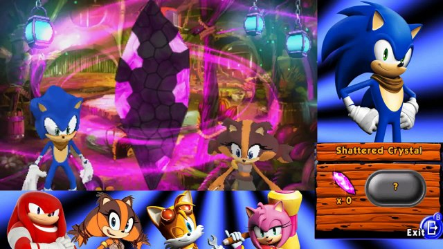 Sonic X (HD) Episode 56 - An Enemy In Need Watch Free Online