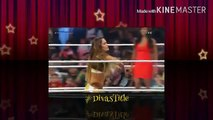 Nikki Bella vs. Naomi vs. Paige Elimination Chamber 2015 (Divas Championship)