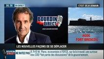 AGDE - 2016 - INFOS PRESSE - LA SOUSCRIPTION pour FORT BRESCOU évoqué sur BFM TV et RMC ce matin avec Jean Jacques BOURDIN à une heure de grande écoute ( 7 h 19 )