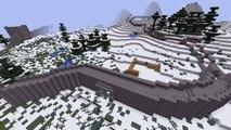 Police Station Speed Build - Minecraft Build Timelapse