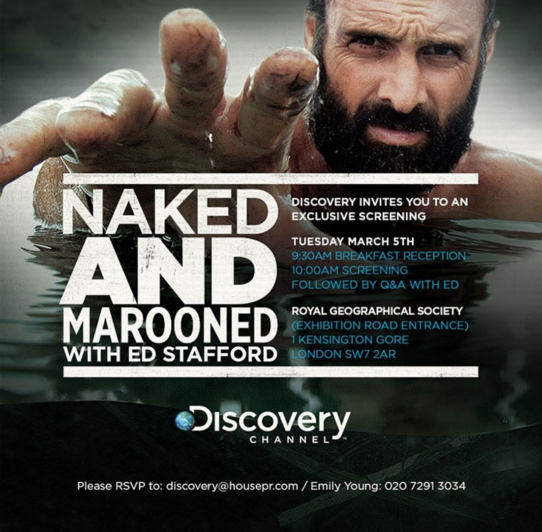 Naked and Marooned with Ed Stafford - Fijian Island - E01