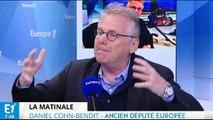 """Daniel Cohn-Bendit : """"Le manichéisme bloque tout en France"""""""