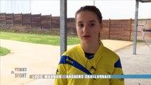 Visages du sport : Lucie Maunier tir à l'arc