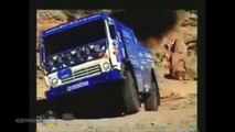 6x6 Truck KAMAZ Tuning Paris Dakar Extreme Off-road Racing