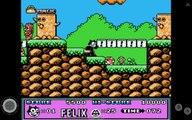 LETSPLAY GAMEPLAY WALKTHROUGH GAMING CONSOLE NES ● DENDY ★  ПРОХОЖДЕНИЕ ИГРЫ FELIX THE CAT ● 1992