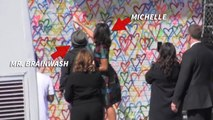 Michelle Obama -- Hey Girls, Check Out My Street Cred!