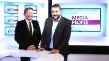 Bruce Toussaint est l'invité de Jacques Sanchez, vendredi 11 mars à 21h dans Média People !