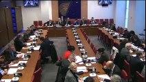 Intervention en commission des affaires sociales sur l'évaluation de la loi Formation professionnelle de 2014
