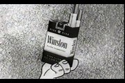 Banned Cartoon - The Flintstones and Winston Cigarettes