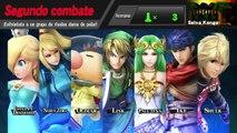 [Wii U] Super Smash Bros for Wii U - La Senda del Guerrero - Sonic