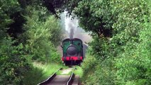 A Blast from the past - Steam Train Approaching