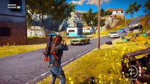 Just Cause 3 - Causer of Chaos (Funny Moments)