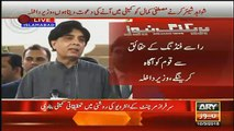 What Going To Happen In Next 2 Week Against Altaf Hussain & MQM:- Chaudhary Nisar Telling