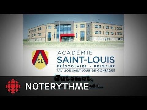 NoteRythme - Académie Saint-Louis - Le Destin d'Automat