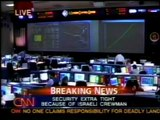 NASA Landing & CNN Coverage of STS 107 Part 14 (The Columbia Disaster)