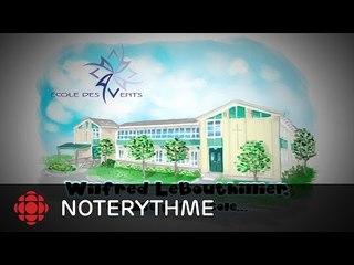 NoteRythme - École des Quatre-Vents - Droit devant de Wilfred Lebouthillier