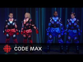 CODE MAX - Saison 1 - Épisode 3