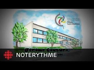 NoteRythme - École d'éducation internationale Filteau - Pardonnez-moi de Jérôme Couture