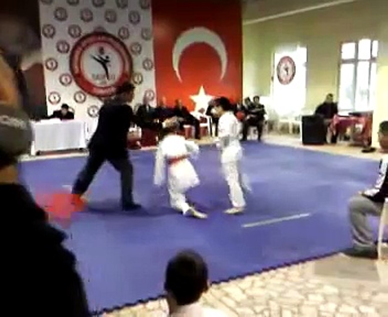 mustafa karate