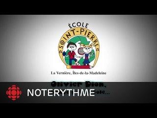 NoteRythme - École Saint-Pierre - On est les plus forts d'Olivier Dion
