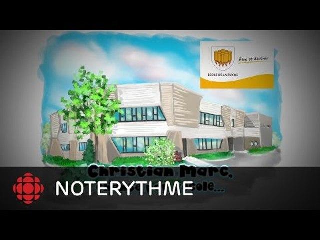 NoteRythme - École de la Ruche - Apparences de Christian Marc