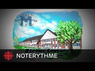 NoteRythme - École de la Mosaïque - Pardonnez-moi de Jérôme Couture