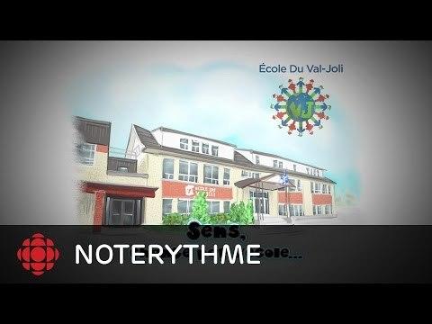 NoteRythme - École du Val-Joli - Vivre libéré de Sens