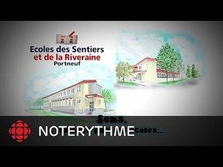 NoteRythme - École des Sentiers et de la Riveraine - Vivre libéré de Sens