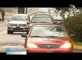 Familia que solicita servicio de UBER es asaltada por chofer con arma de descargas eléctricas