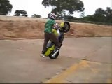 Fireblade Stunt Session