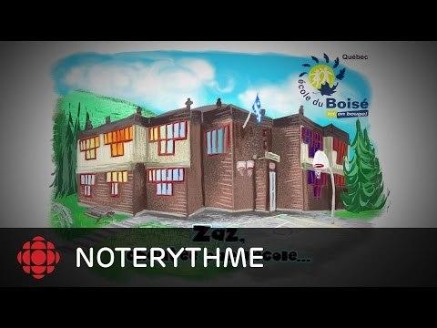 NoteRythme- École du Boisé - Je veux de Zaz