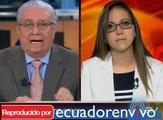 Verónica Espinosa: Hemos sido muy claros con las cifras, no sabemos de dónde salen los 130 millones de dólares