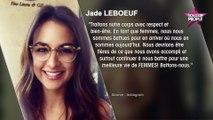 Jade Leboeuf : Seins nus pour la journée de la femme, la fille du footballeur affole Instagram ! (Photo)
