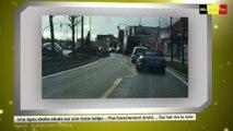 Une ligne droite située sur une route belge… pas franchement droite… qui fait rire la toile