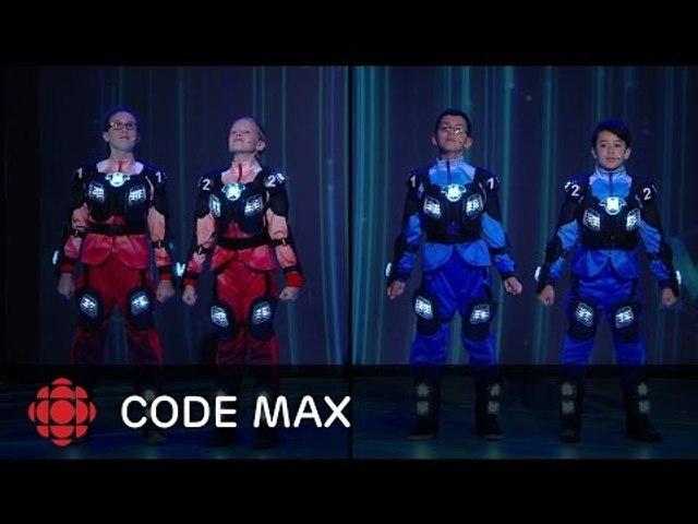 CODE MAX - Saison 1 - Épisode 26