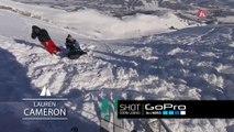 GoPro Run Lauren Cameron 3rd place - Fieberbrunn Kitzbüheler Alpen