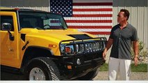 Arnold Schwarzenegger's Cars & Hummer Collection - 2016