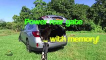 2016 Subaru Outback Test Drive by Franklin, the dog who loves cars