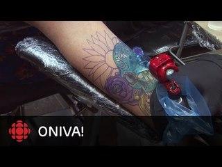 ONdécouvre - Marc Grand'Maison, tatoueur