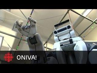 ONdécouvre - Mike Van der Loos, robotique à l'UCB