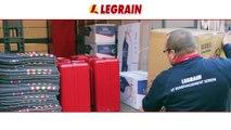 L'entreprise  Déménagement Legrain est située Lille dans le département du Nord.